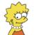 Zdjęcie profilowe Lisa Simpson